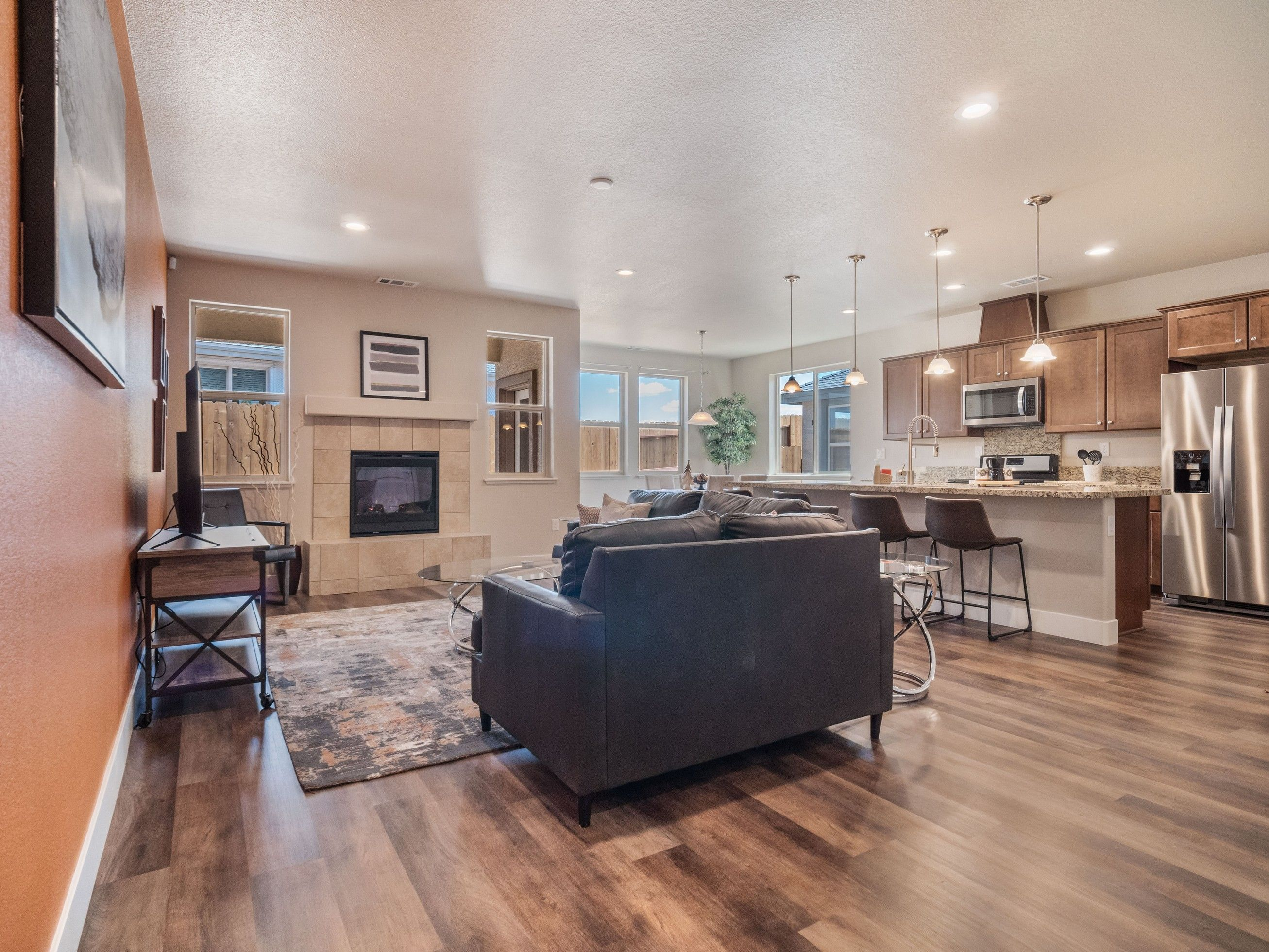 Living Area featured in the Marigold By Carter Hill Homes in Reno, NV
