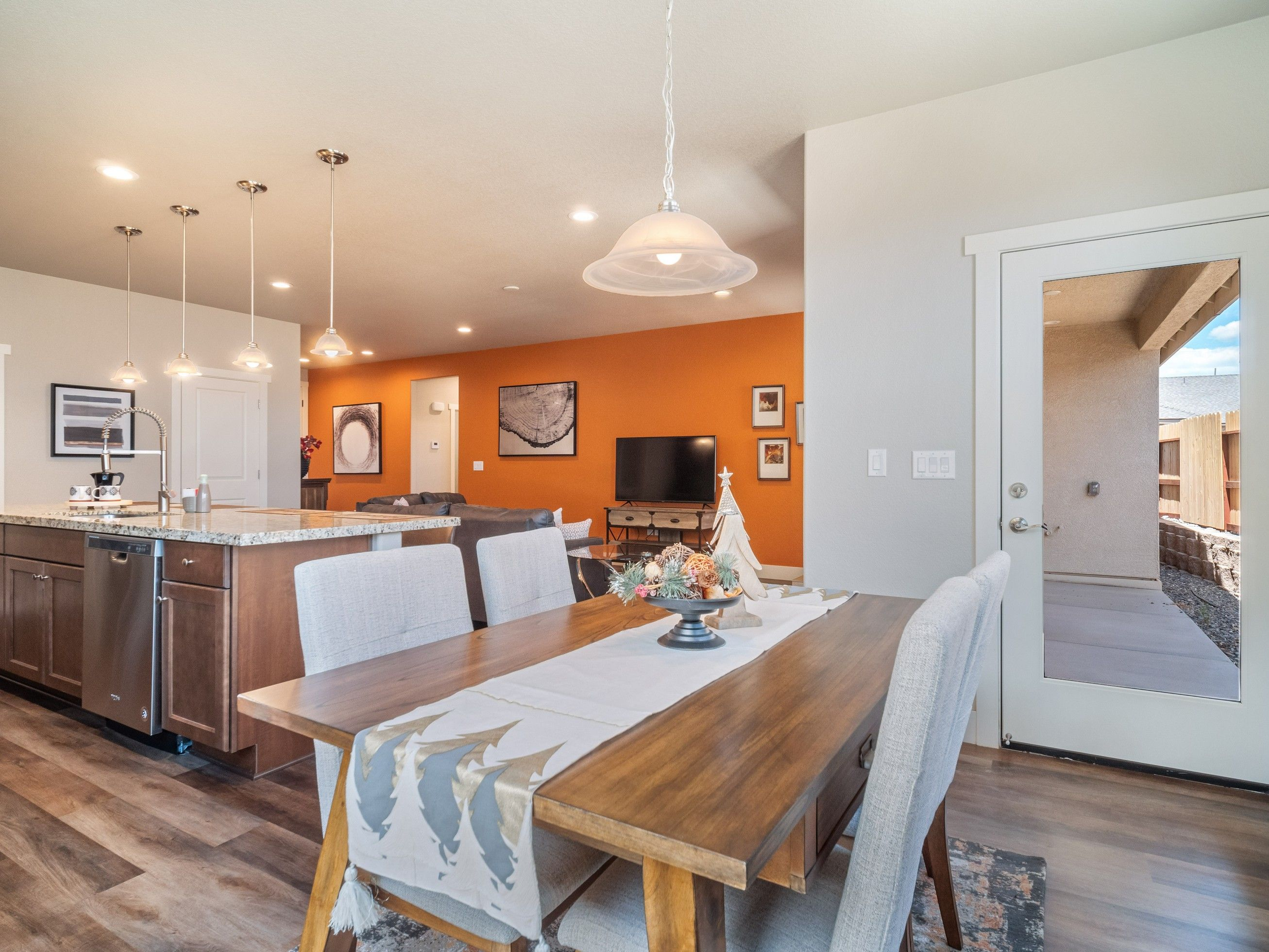 Kitchen featured in the Marigold By Carter Hill Homes in Reno, NV