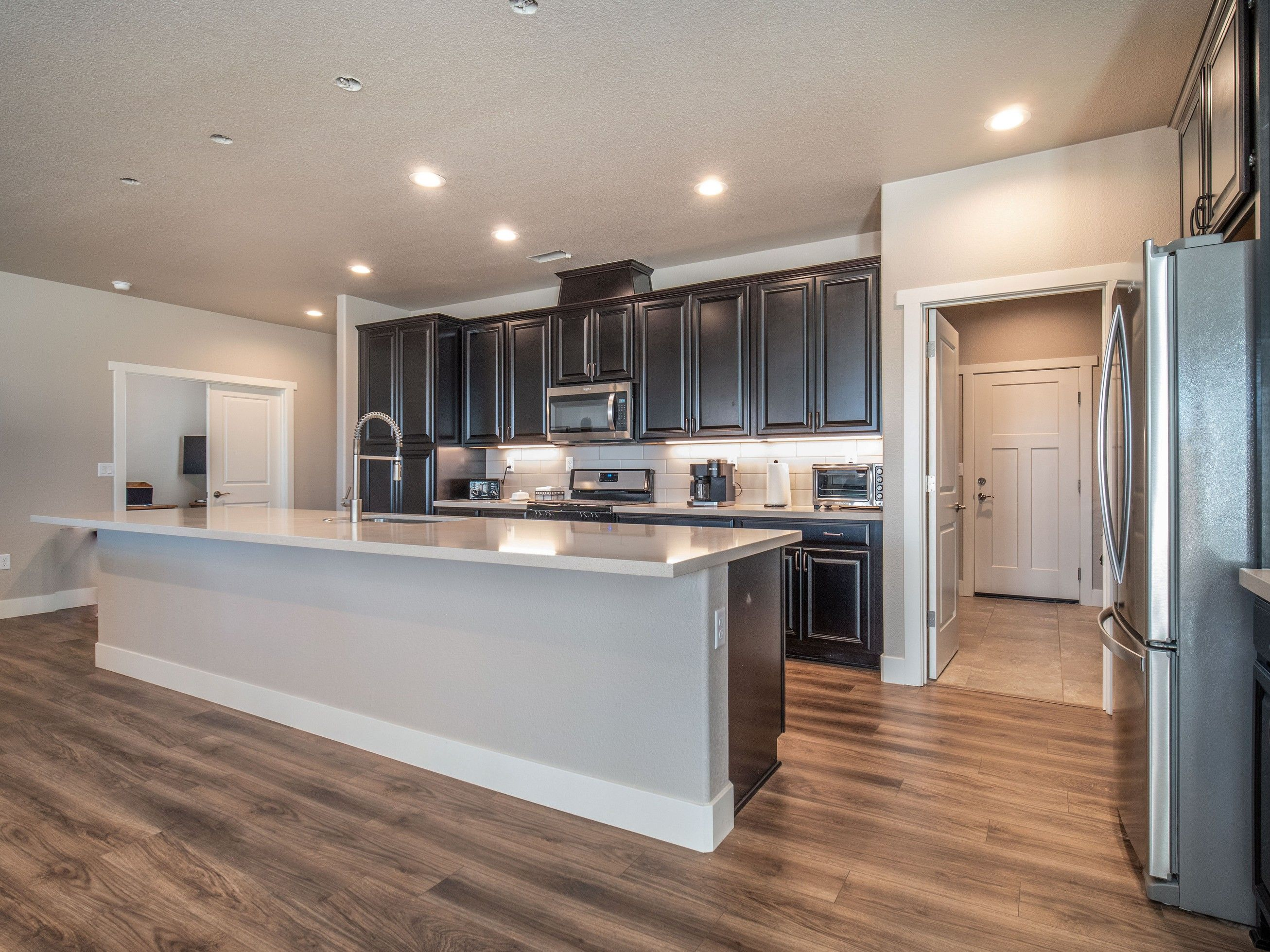 Kitchen featured in the Orchid By Carter Hill Homes in Reno, NV