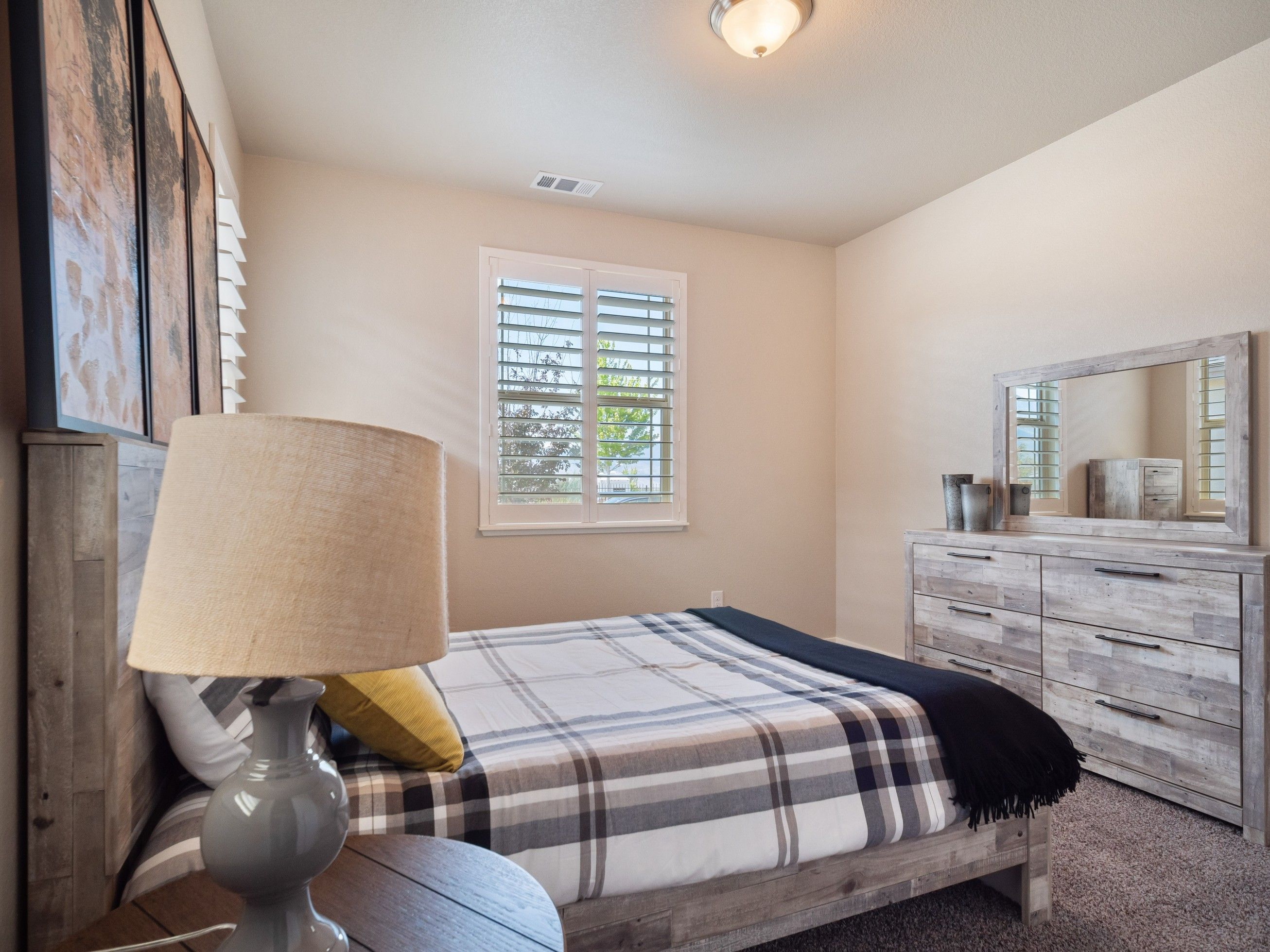 Bedroom featured in the Primrose By Carter Hill Homes in Reno, NV
