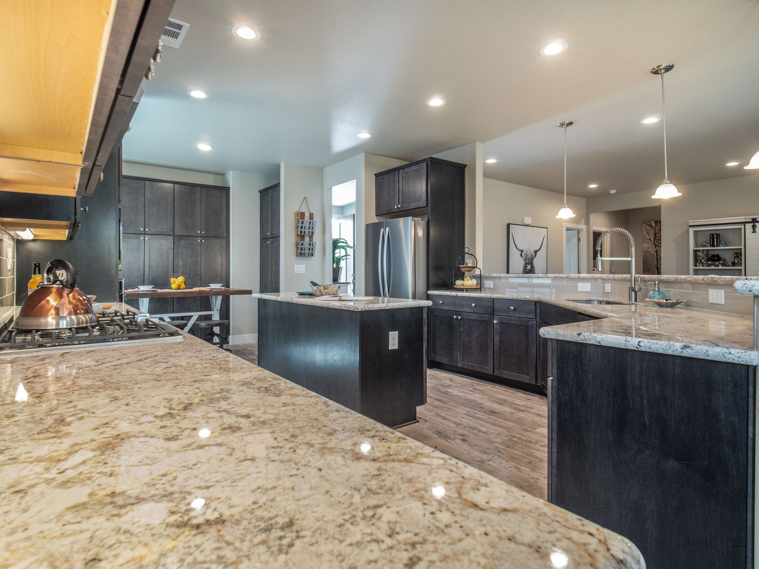 Kitchen featured in the Primrose By Carter Hill Homes in Reno, NV