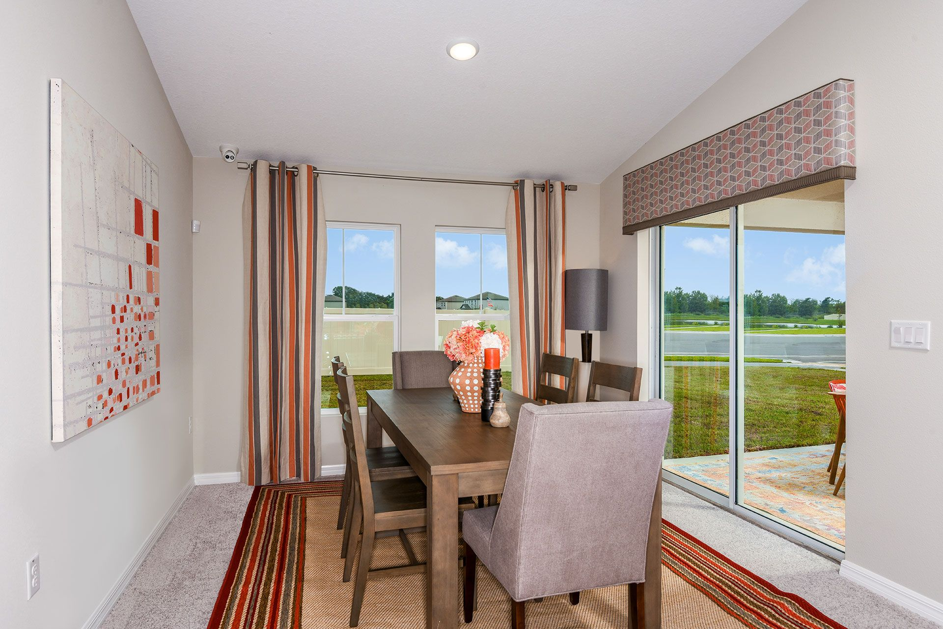 Living Area featured in the Valeria By Casa Fresca Homes in Lakeland-Winter Haven, FL