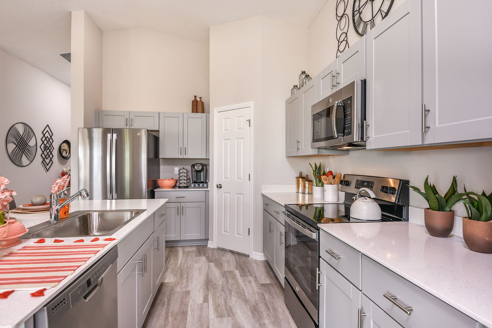 Kitchen featured in the Valeria By Casa Fresca Homes in Lakeland-Winter Haven, FL