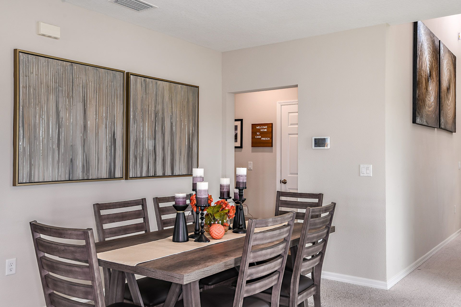 Living Area featured in the Indigo By Casa Fresca Homes in Tampa-St. Petersburg, FL