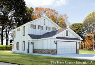 Hanz Creek - Casinas at Prue Crossing: San Antonio, Texas - Casina Creek Homes, LLC