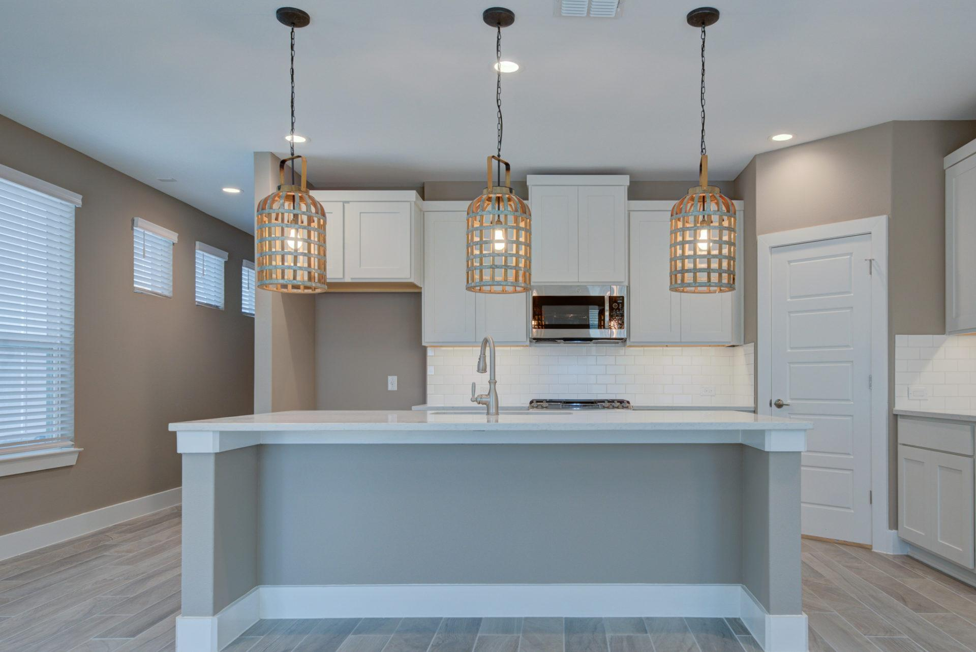 Kitchen featured in the Leon Creek By Casina Creek Homes, LLC in San Antonio, TX