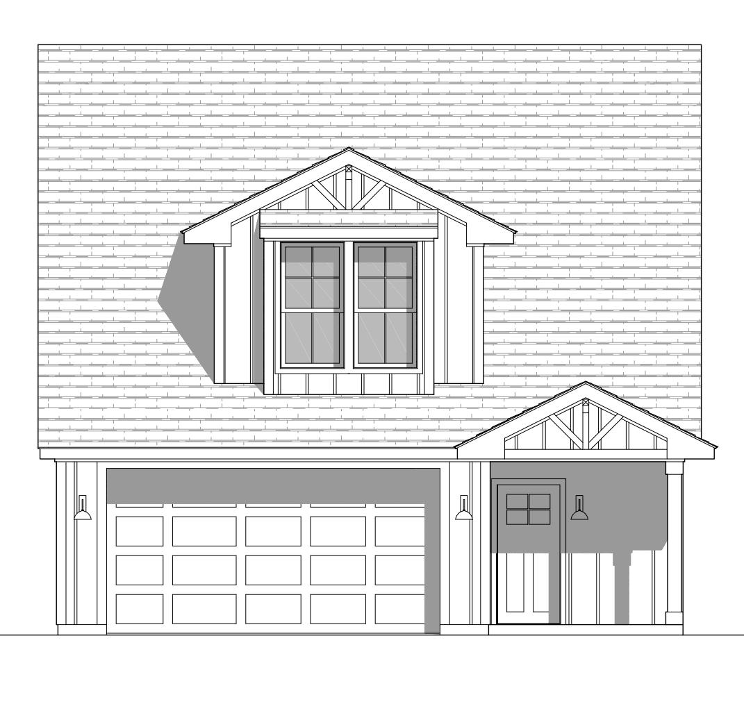 Exterior featured in the Huebner Creek  By Casina Creek Homes, LLC in San Antonio, TX