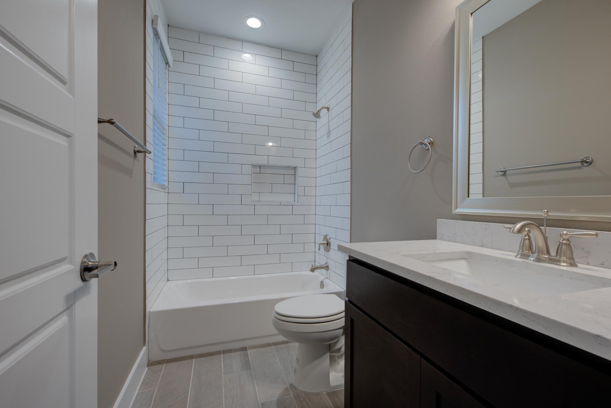Bathroom featured in the Hamilton Creek By Casina Creek Homes, LLC in San Antonio, TX