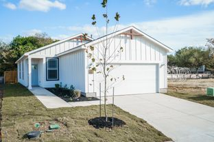 Blunn Creek - Casinas at Prue Crossing: San Antonio, Texas - Casina Creek Homes, LLC