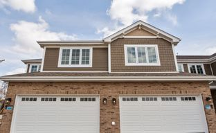 Townhomes at Seven Oaks by Castletown Homes in Chicago Illinois