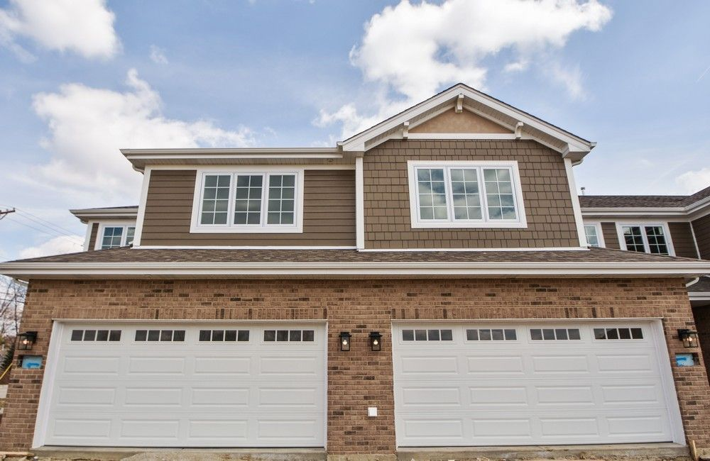 Exterior featured in the Two Story Townhomes By Castletown Homes in Chicago, IL