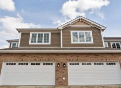 Two Story Townhomes - Townhomes at Seven Oaks: Lemont, Illinois - Castletown Homes