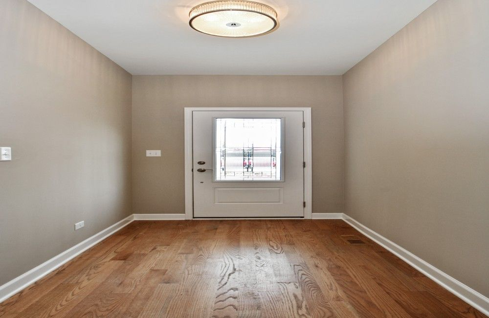 Living Area featured in the Two Story Townhomes By Castletown Homes in Chicago, IL