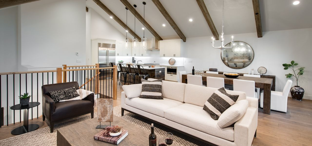 Living Area featured in the Meadow By Ryder Homes in Reno, NV