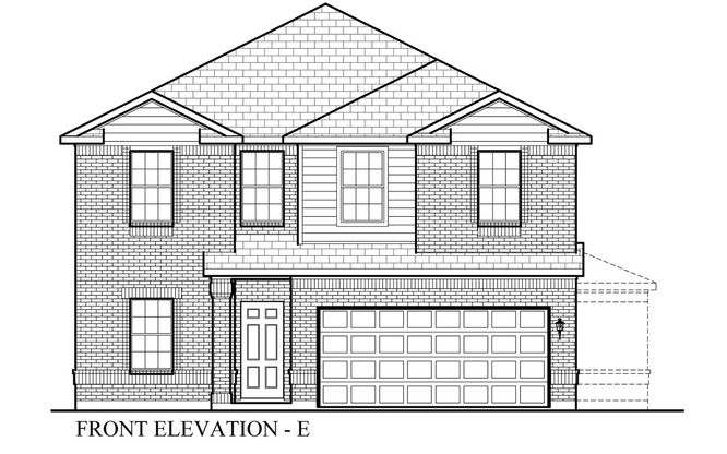 Trinity-Cobalt Plan at Carmel in Pflugerville, TX by ... on shelter home plans, new era home plans, architect home plans,