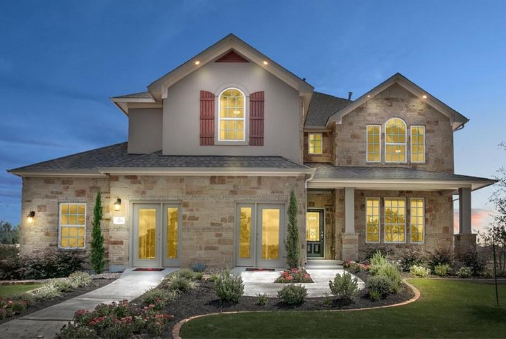 CastleRock at Goose Creek Landing:New Homes in Baytown