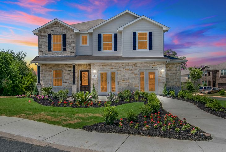CastleRock at Forest Heights:New Homes in Alvin