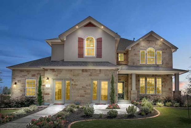 CastleRock Homes at Kallison Ranch:New Homes in Northwest San Antonio