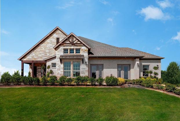 CastleRock Communities in Heath Golf & Yacht Club:New homes in Heath