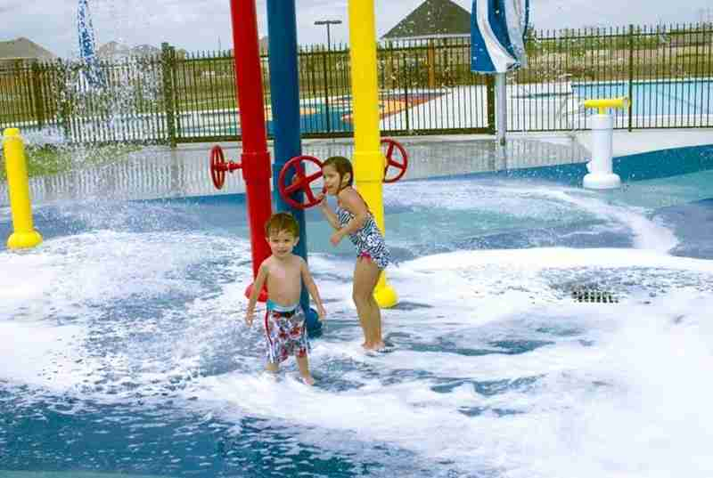 Sterling Lakes SplashPad