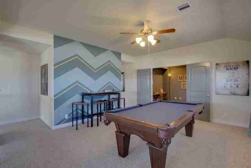 Stone Creek Ranch Game Room