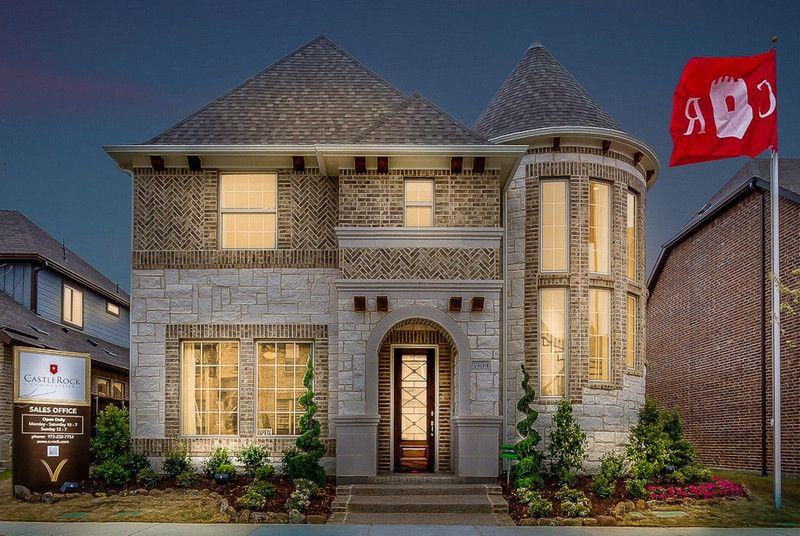 'Viridian' by CastleRock Communities-Dallas, TX in Fort Worth