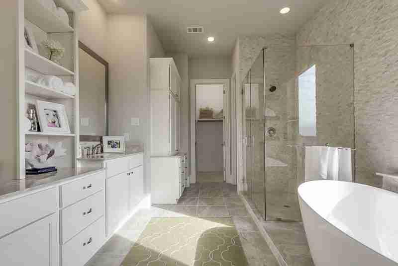 Inspiration Master Bathroom