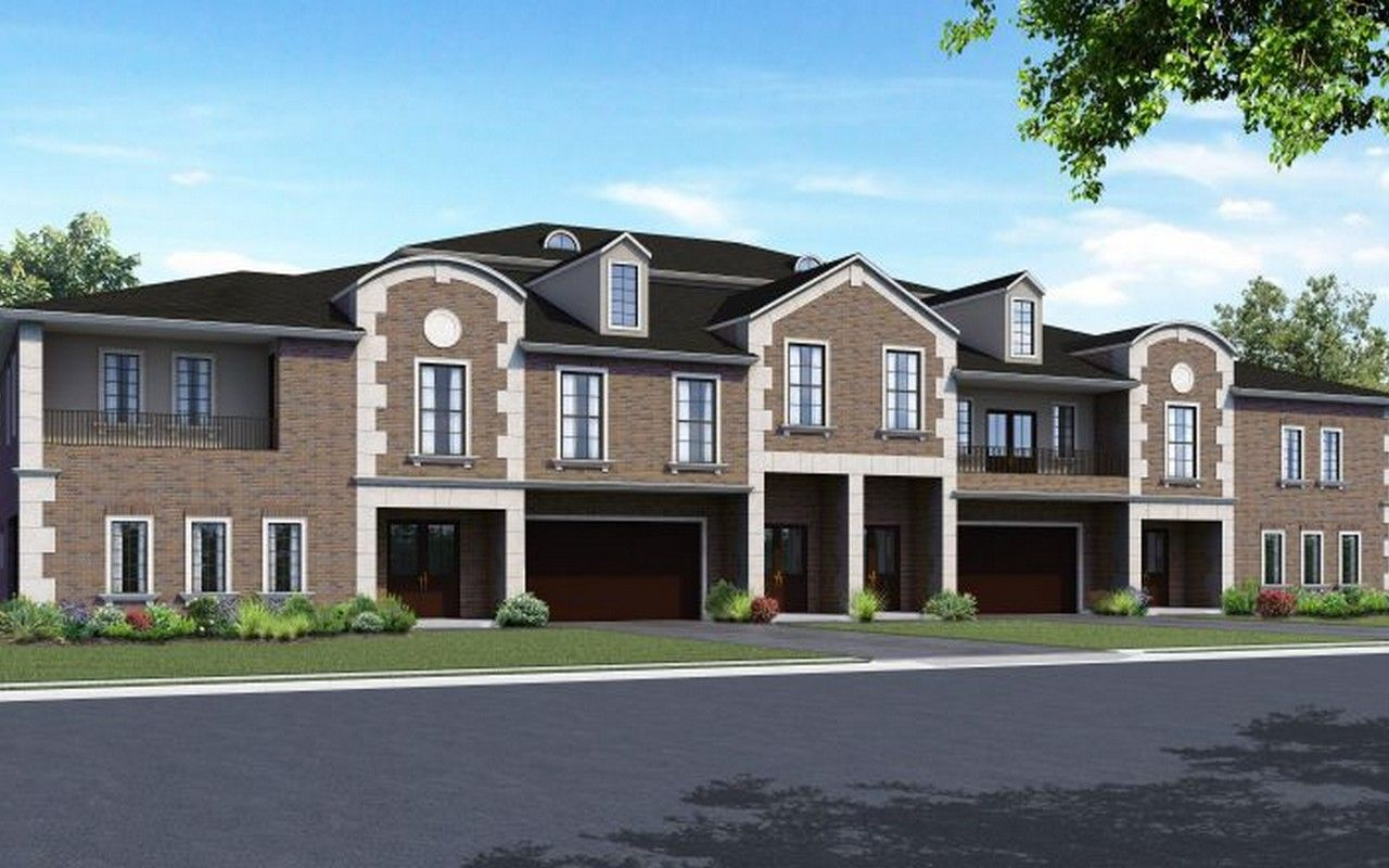 Manhattan a home plan by castlerock communities in for By design home care san antonio