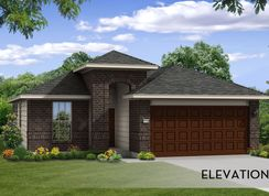 Apache-Silver - Pecan Estates: Crosby, Texas - CastleRock Communities