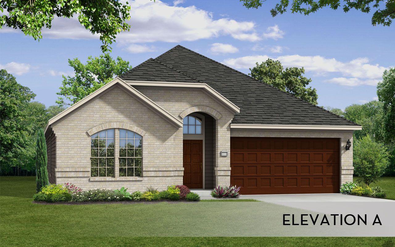 Glenwood silver home plan by castlerock communities in siena for Glenwood house