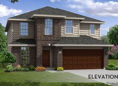 Dakota-Silver - Build on Your Lot: Houston, Texas - CastleRock Communities