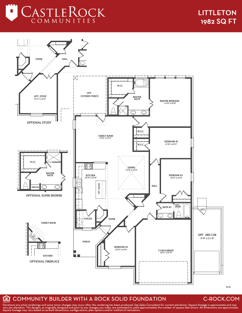 Littleton Floor Plan