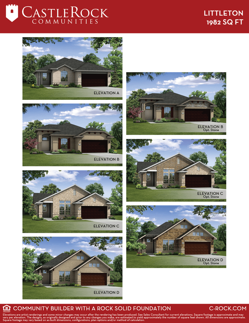 Littleton Elevations