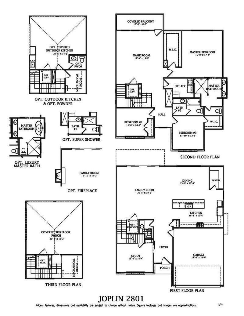 Joplin Floor Plan