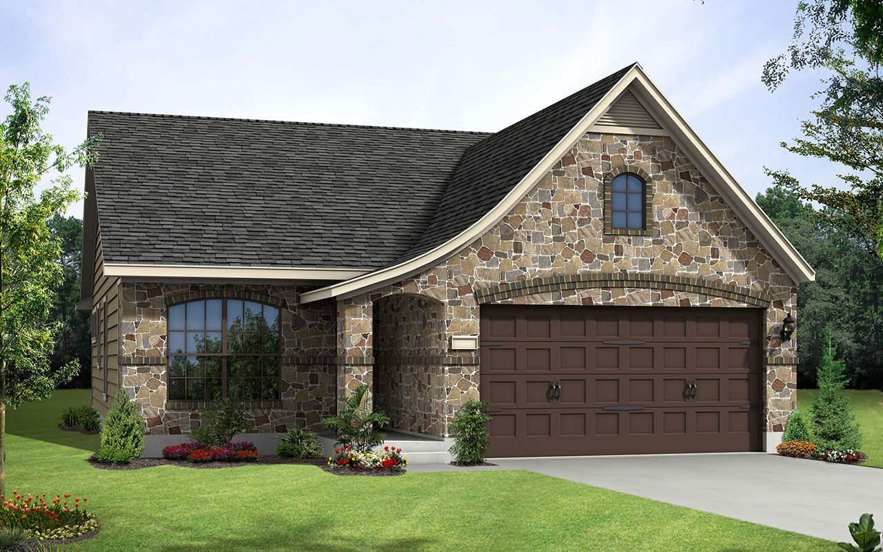 Apache rancho sienna silver home plan by castlerock for Sienna house