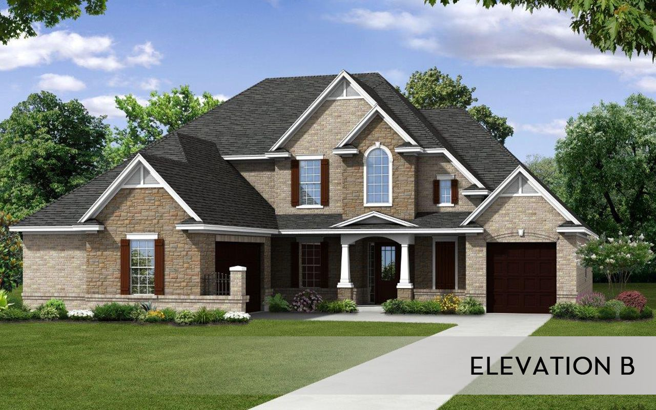 Cappiello mercury luxury home home plan by castlerock for Build a luxury home