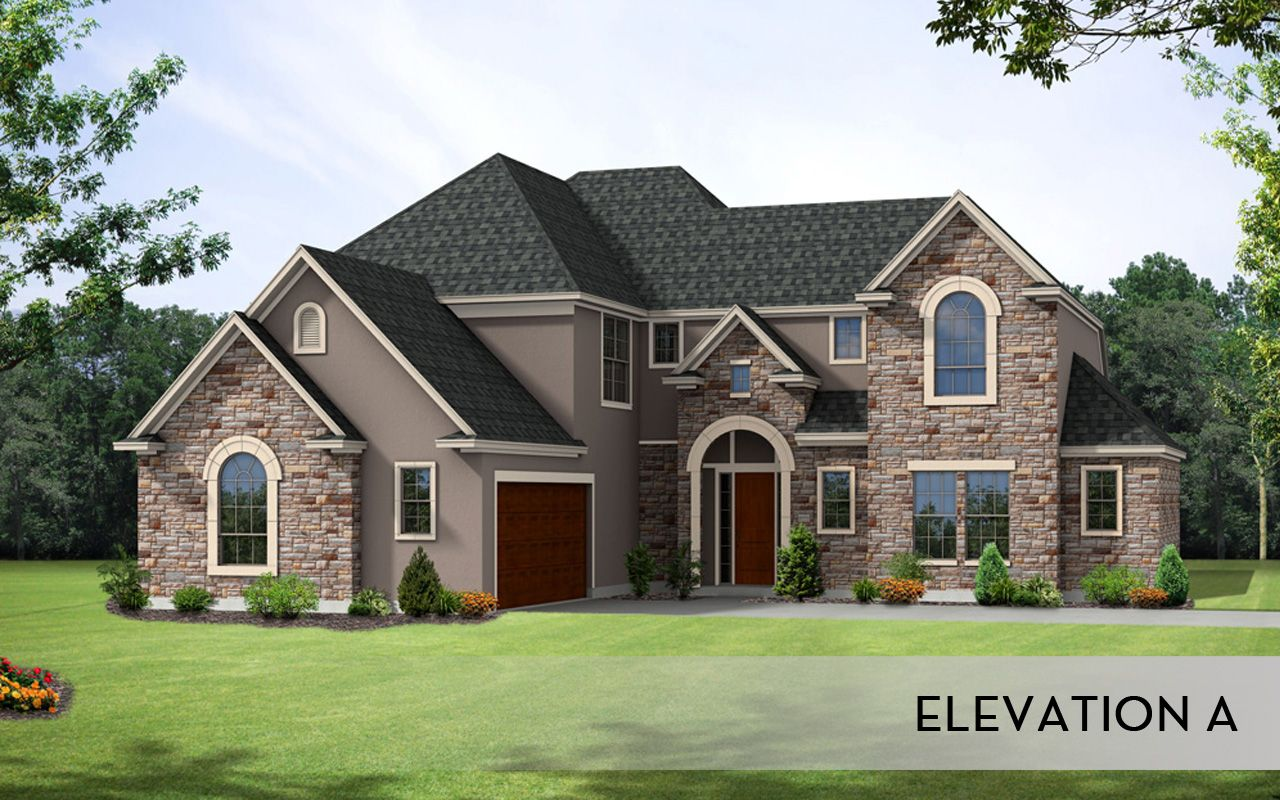 Texas New Home Builders