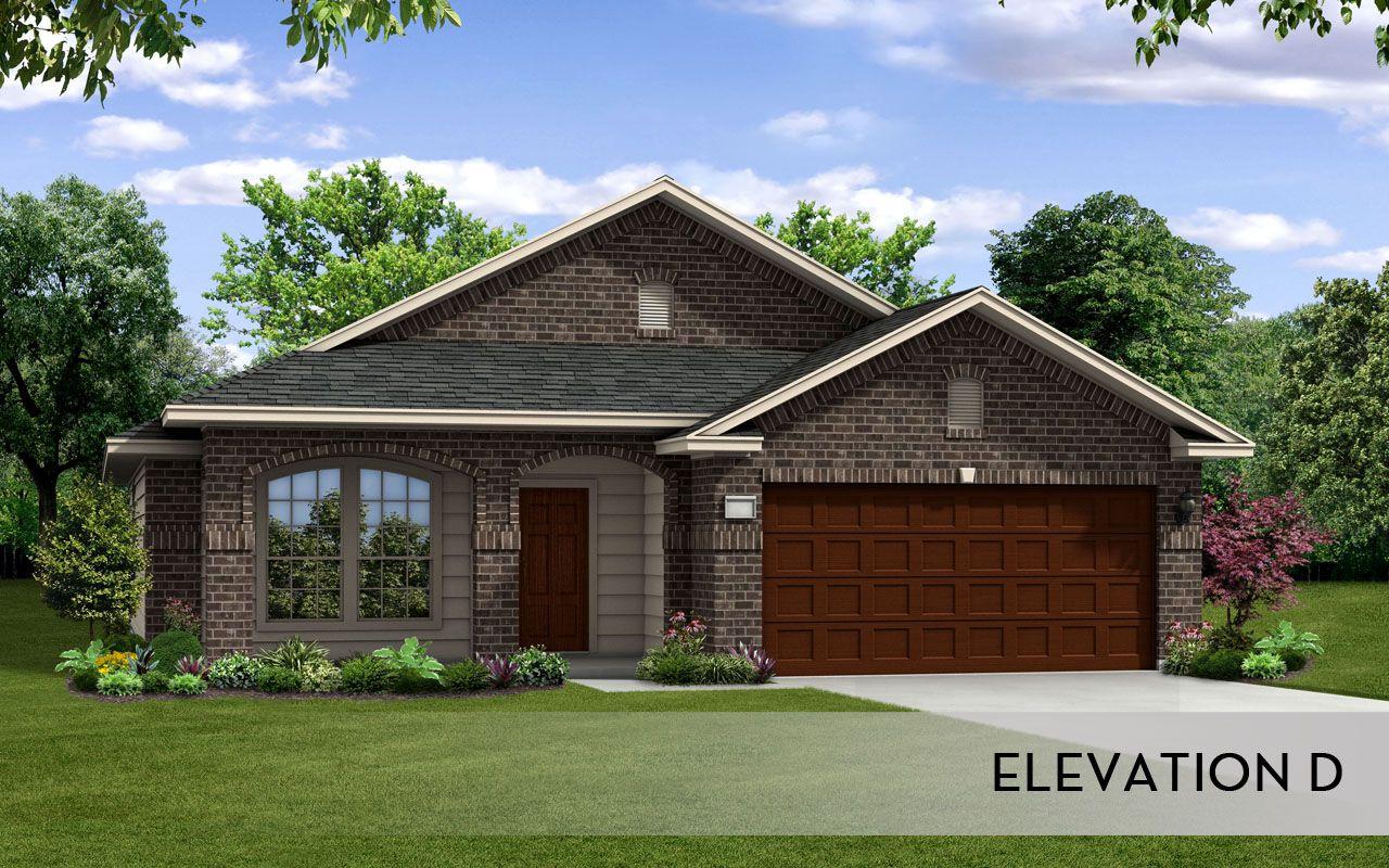 Aspen silver home plan by castlerock communities in sunfield for Aspen house plans