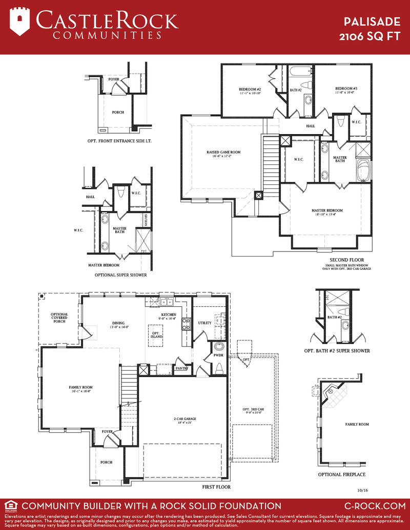 castle rock floor plans castle rock floor plans home design