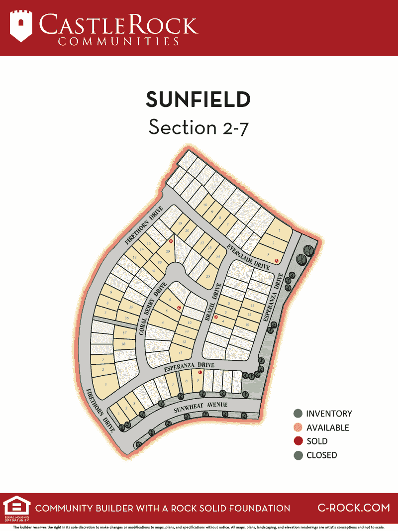 Sunfield Section 2-7