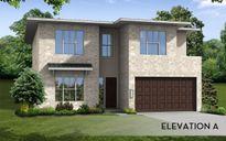 Municipal Drive Townhomes by CastleRock Communities in Austin Texas