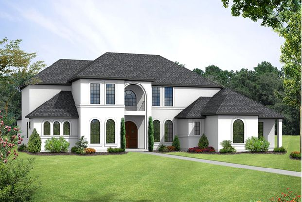 Build On Your Lot In Houston, TX, New Homes & Floor Plans