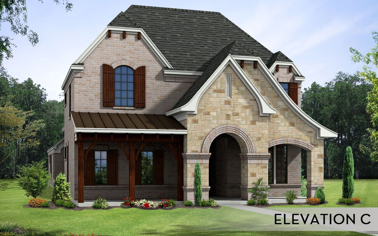 Pause The Westlake Home Plan by CastleRock