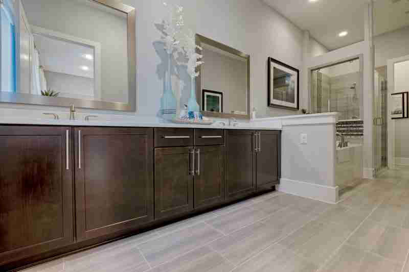 Solstice at Harmony Master Bathroom