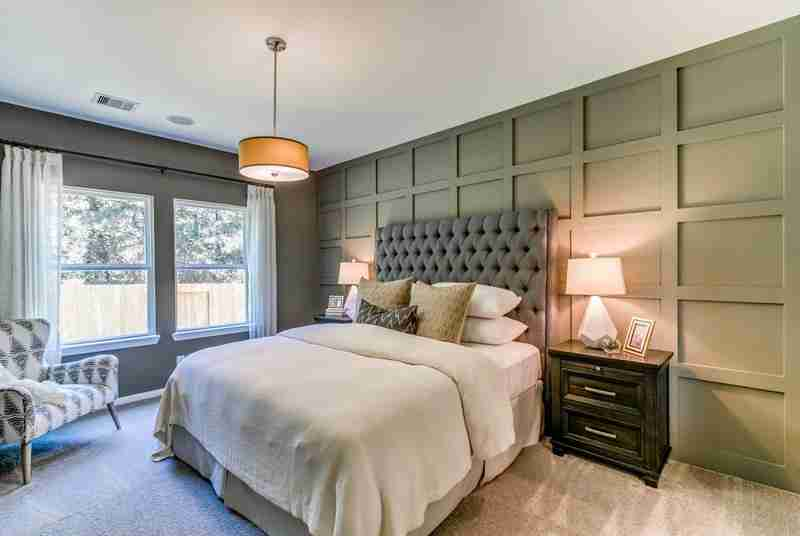 Glen Oaks Master Bedroom