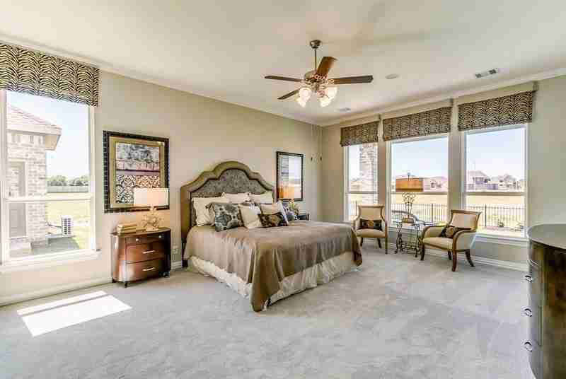 Sterling Lakes Master Bedroom
