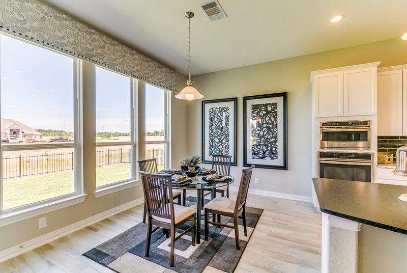 Kitchen featured in the Laguna III By CastleRock Communities in Houston, TX