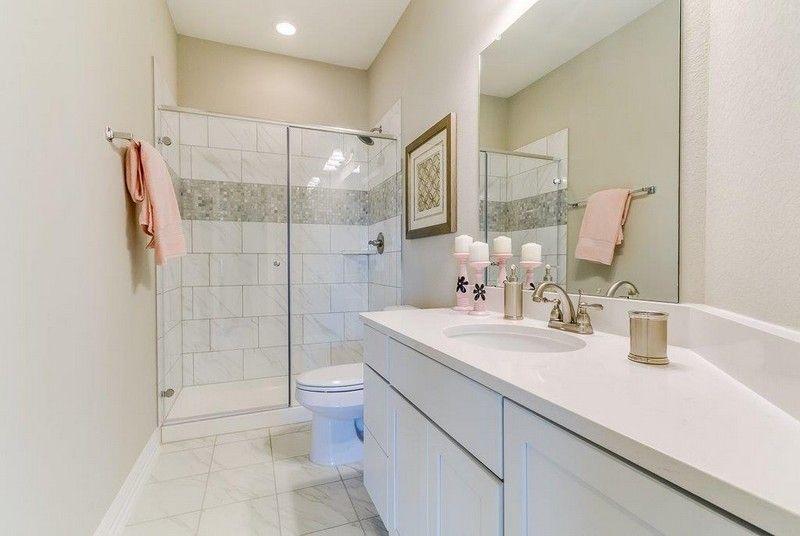 Bathroom featured in the Laguna III By CastleRock Communities in Houston, TX