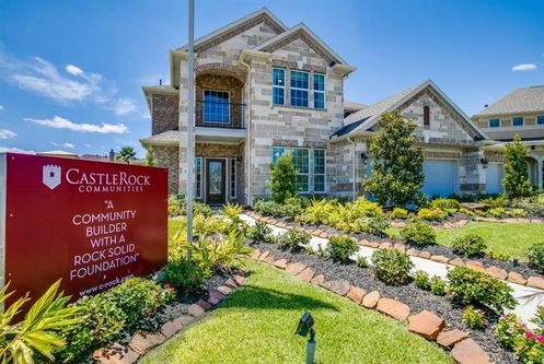 Mar Bella By Castlerock Communities In Houston Texas