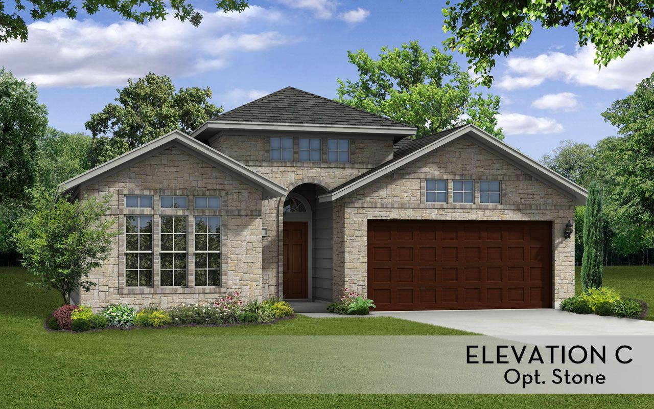 Greeley silver home plan by castlerock communities in for By design home care san antonio